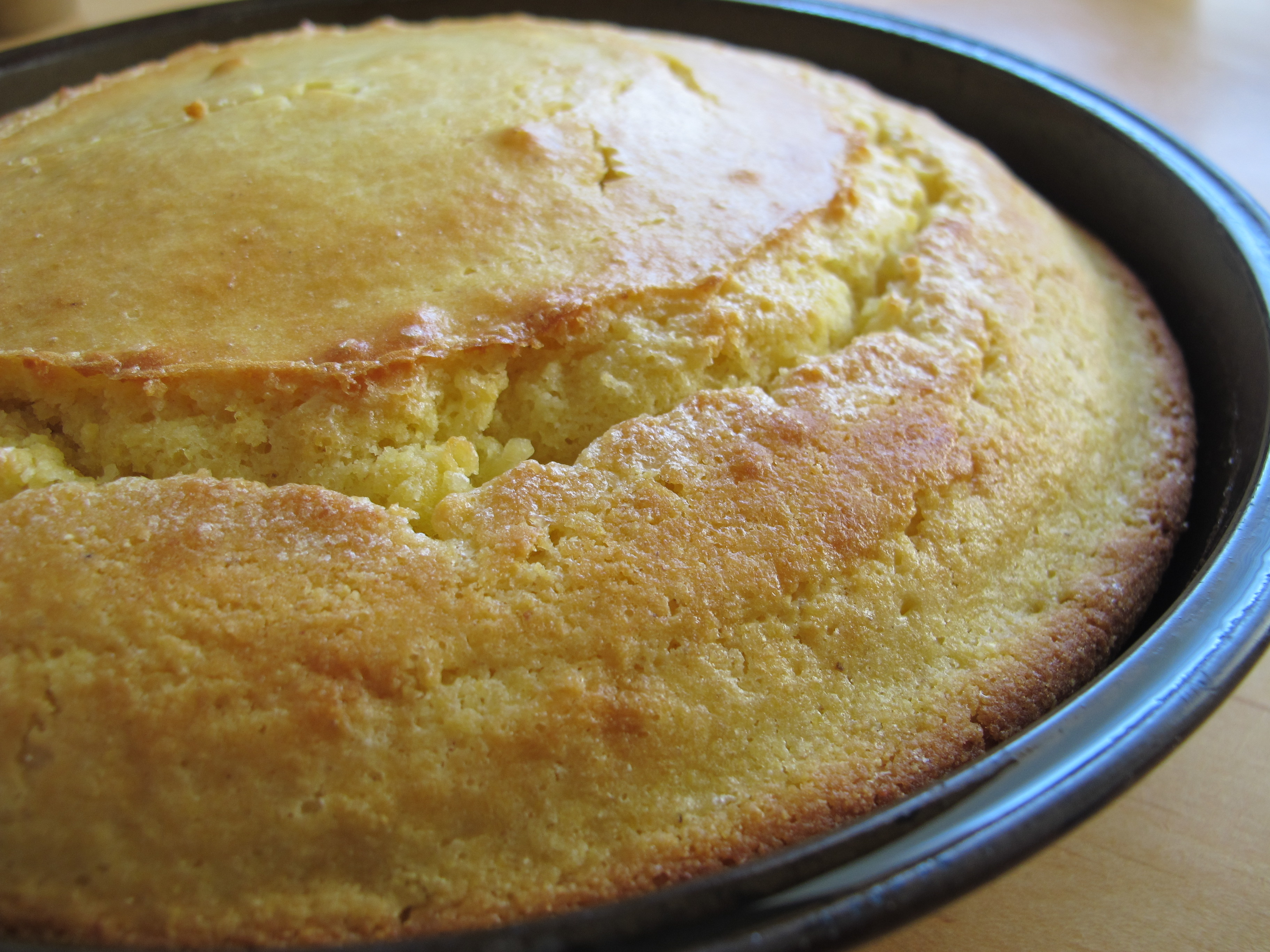 Basic Buttermilk Corn Bread Recipes — Dishmaps