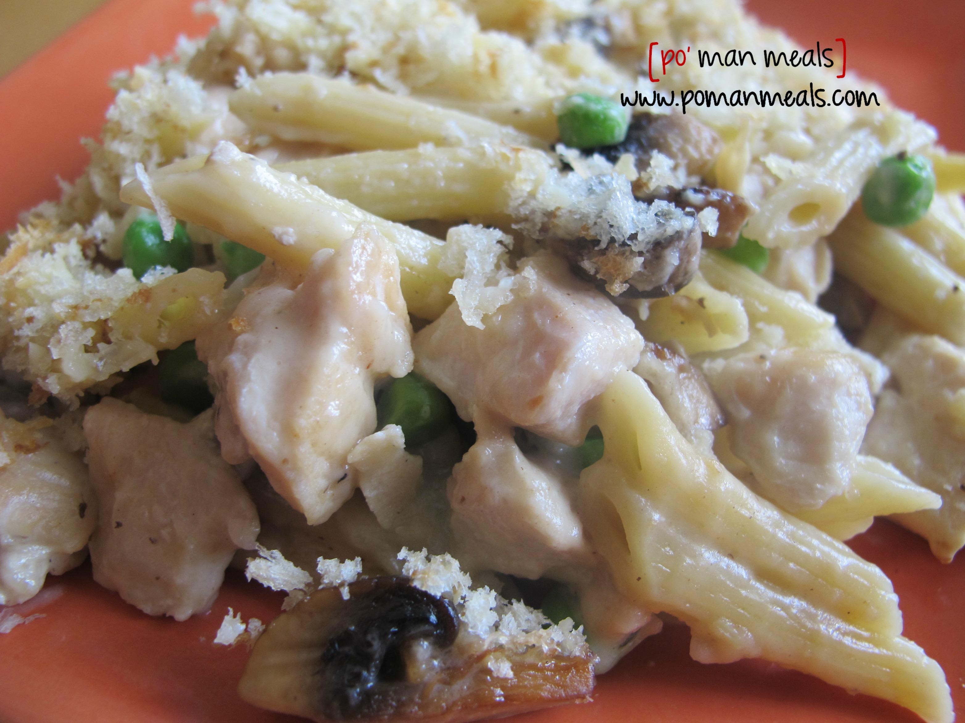 Slow Cooker Chicken Tetrazzini Recipe — Dishmaps