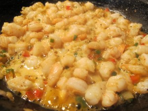 how to cook argentinian pink shrimp