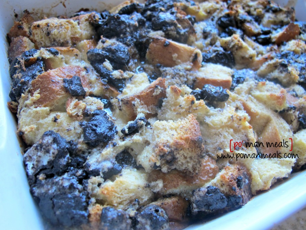 cookies and cream breadpudding ovenwm