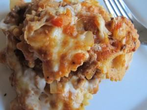 lasagna pasta