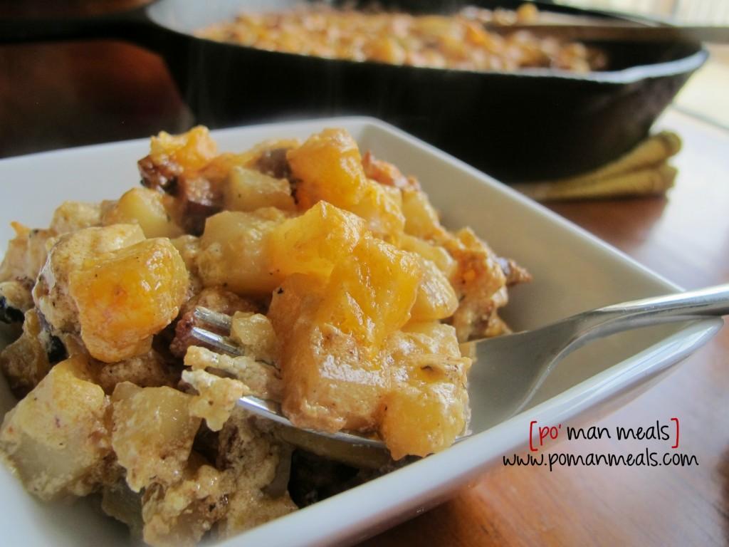 potato sausage skilletwm
