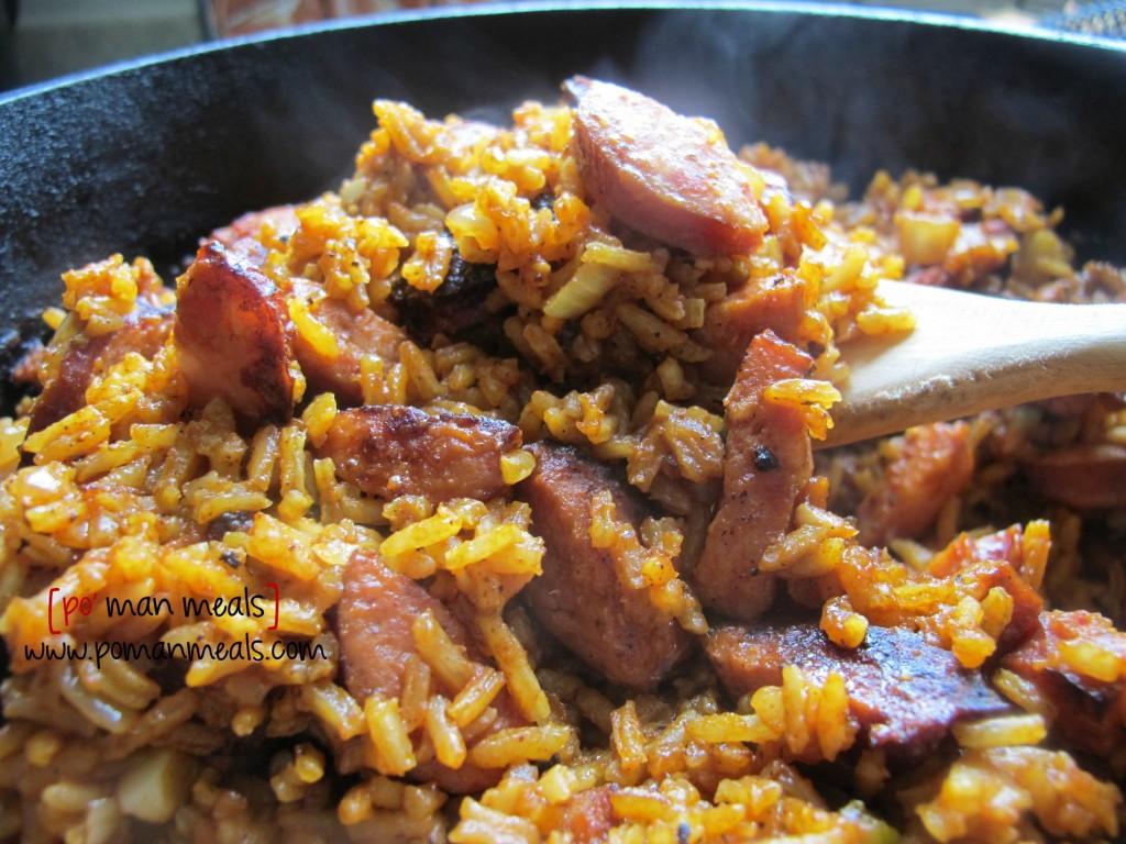 sausage jumbalayaspoonwm